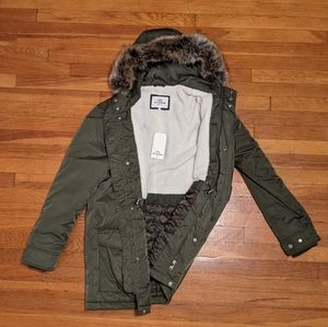 Ben Sherman Men's Parka
